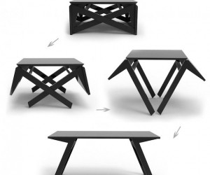 MK1 Table by Christopher Duffy