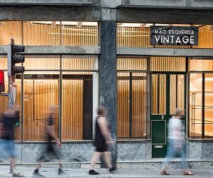 Mo Esquerda Vintage Store by Gustavo Guimares, Porto