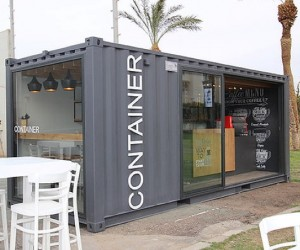 Mobile Coffee Shop Built in Five Weeks