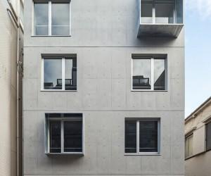 Modelia Days Nakanobu by Sasaki Architecture  atelier O
