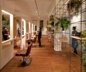 Modern Beauty Salon In Sydney
