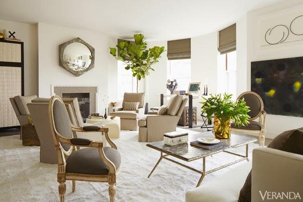 Modern boston apartment by richard hallberg for Richard hallberg interior design