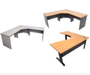 Modern Corner desks for commercial offices