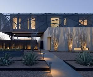 Modern Desert House by assemblageSTUDIO