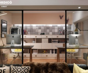 Modern design project by Nordico