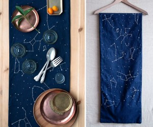 Modern DIY Table Runner Ideas