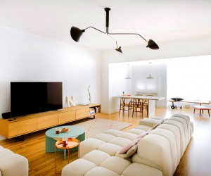 Modern Home in Madrid by Nimu Studio