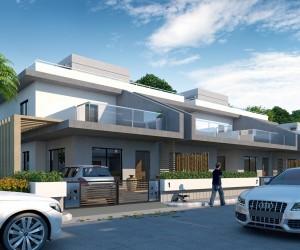 Modern Home Architecture Exterior Design
