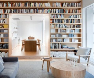 Modern house addition in Australia