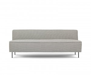 Modern Line Sofa 2-Seater by Greta M. Grossman for Gubi