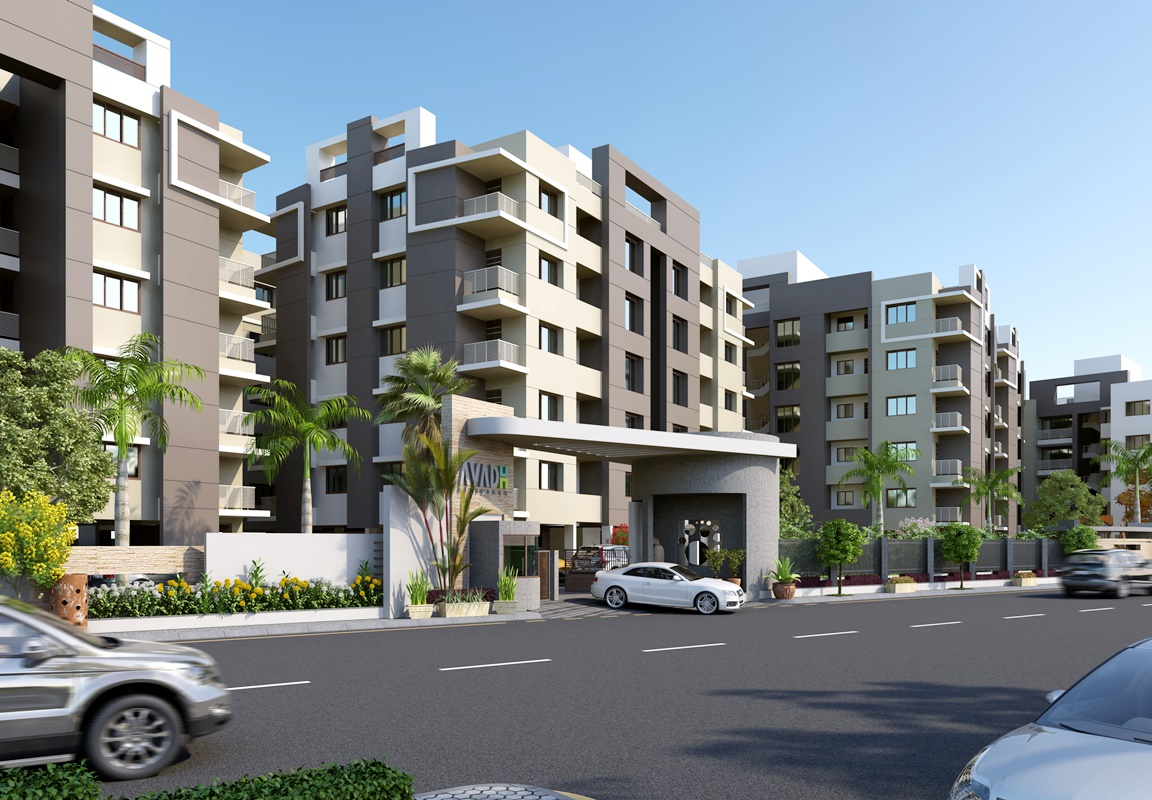 luxury apartments exterior.  Modern Luxury Apartment Exterior design
