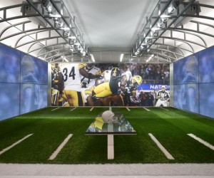 Modern NFL Office Space by TMA