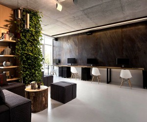 Modern Office Located in Kiev