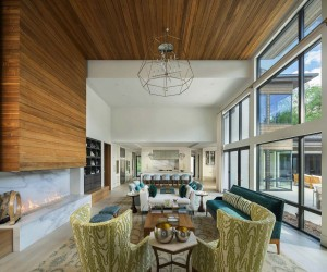 Modern Residence in Utah Showcases Exquisite Design Features