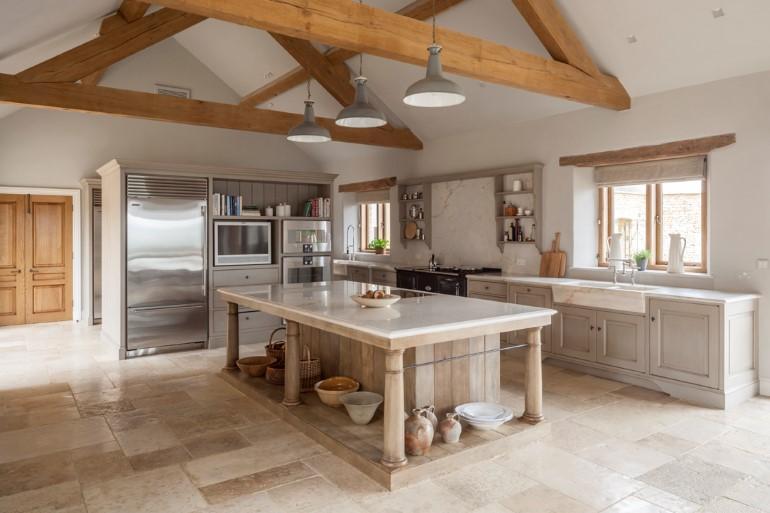 modern rustic kitchen by artichoke - Rustic Kitchen