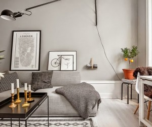 Modern Studio Design in Sweden
