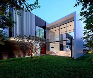 Modern Style House in Bangkok