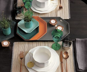 Modern Tabletop Inspiration for Entertaining