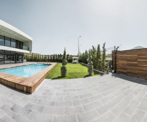 Modern Turkish City Home Design Introduces Eye-Caching Architectural Candy