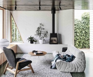 Modest Addition to Californian Bungalow Leaves it Brighter and Better