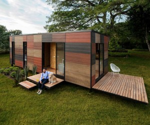 Modular Housing Solution for Areas with Difficult Access