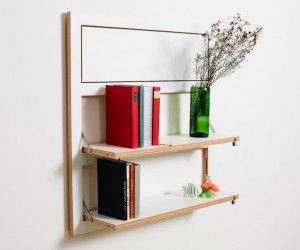 Modular Shelf Like No Other