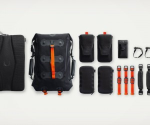 Modular Urban Backpack: Built for City Life