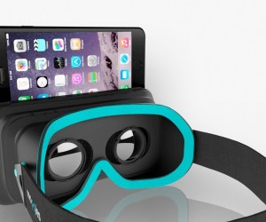Moggles Virtual Reality Headset for Smartphones
