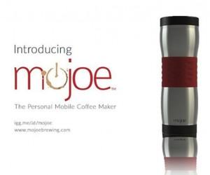 Mojoe: Brew Coffee On The Go