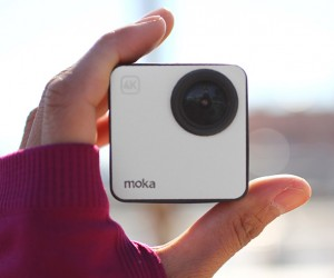 Mokacam: Worlds Smallest 4K Cam