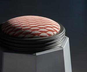 Mokka Hokka stool by Yvonne Kreithner