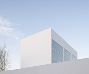 Moliner House Zaragoza by Alberto Campo Baeza