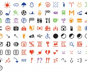 MoMA adds original set of emoji to its collection
