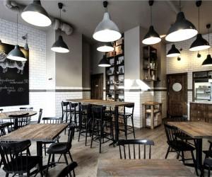 Momo Grill Restaurant by Ramunas Manikas