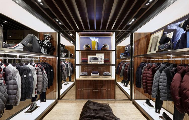 moncler boutique