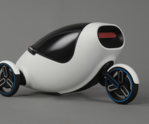 MONO The Single Person Electric Car