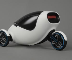 MONO The Single Person Electric Car