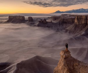 Monumental Fine Art Landscape Photography by Dustin LeFevre