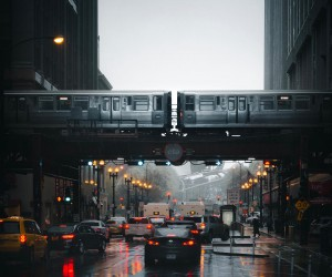 Moody and Cinematic Street Photography by Daniel Kraken