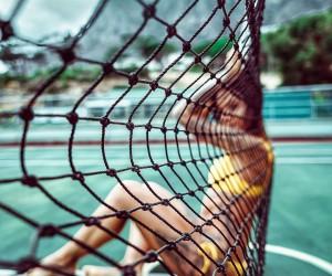 Moody Street Portrait Photography by Dean Petersen