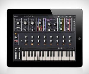 Moog Model 15 App