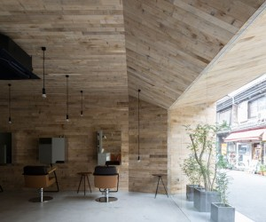 Mook by Okuwada Architects Office