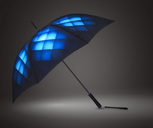 Moolux: LED Umbrella