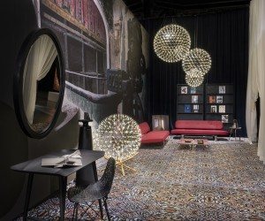 Moooi in Rebellious Harmony at Milans Salone del Mobile