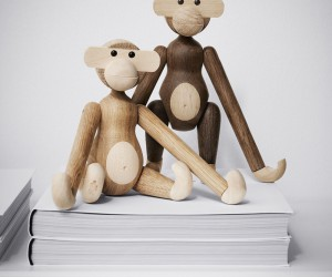More Monkey Business: Kay Bojesen Denmark Revisits the Classic Wooden Monkey