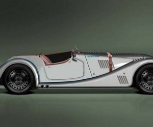 Morgan Plus 8 Speedster Celebrates 100 Years