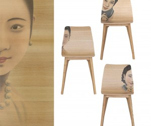 Morph Edition Chairs by Friederike Klesper