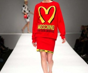 Moschino by Jeremy Scott Fall 2014 Collection
