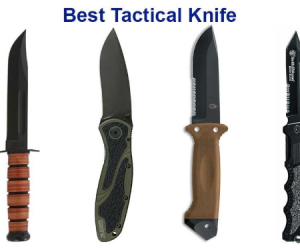 Most Popular Tactical Knives Around The World