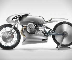 Moto Guzzi Airforce By Death Machines Of London